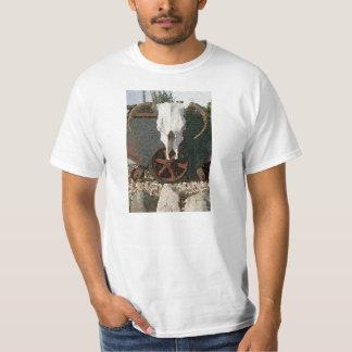 砂漠場面 Tシャツ