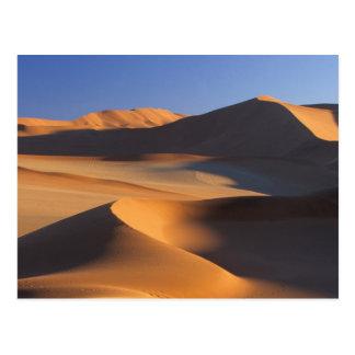 砂漠砂丘、Sossusvlei、Namib-Naukluft ポストカード