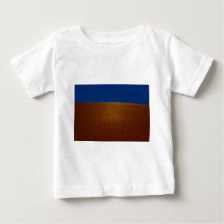砂漠 ベビーTシャツ