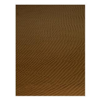 砂漠 ポストカード