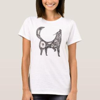 砂糖のオオカミ Tシャツ