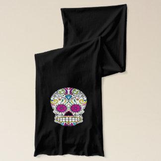 砂糖のスカルDia Des Los MuertosアメルAppのスカーフ スカーフ