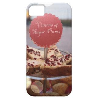 砂糖のプラムの視野 iPhone SE/5/5s ケース