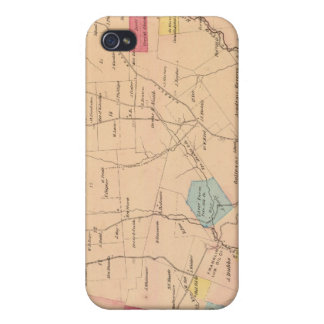 砂糖の入り江の町区 iPhone 4/4S CASE