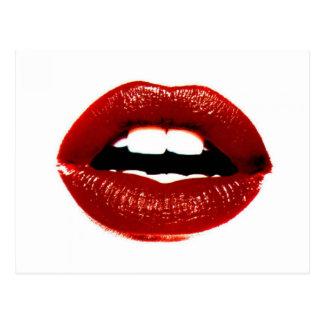 砂糖の唇 ポストカード