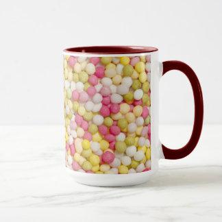 砂糖はマグで振りかけます マグカップ