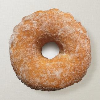 砂糖ドーナツ枕 ラウンドクッション