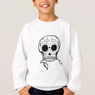 砂糖Skull Diaa de los Muertos スウェットシャツ