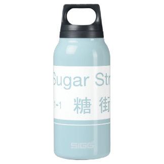 砂糖St.の香港の道路標識 断熱ウォーターボトル
