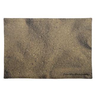 砂 ランチョンマット