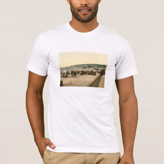 砂、Weston極度ロバ、サマセット州、イギリス Tシャツ