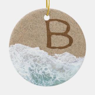 砂Bの手紙 セラミックオーナメント