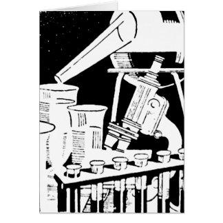 研究の科学者 カード