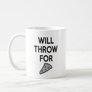 砲丸投げ円盤投げの投げ槍のハンマー投げのコーヒー・マグ コーヒーマグカップ