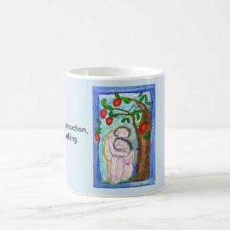 破壊の時間では、何かを作成して下さい コーヒーマグカップ