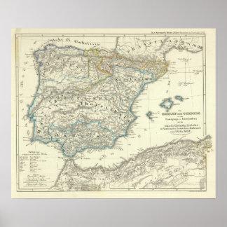 破壊までのコルドバの管轄区域 ポスター