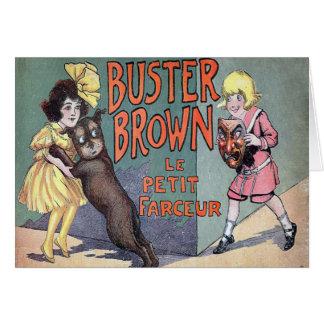 破壊者ブラウン カード