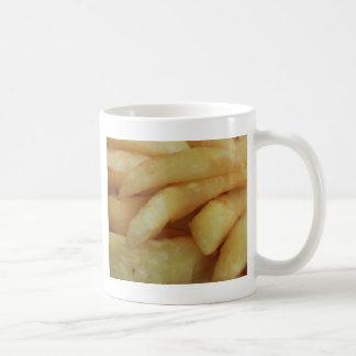 破片か揚げ物 コーヒーマグカップ