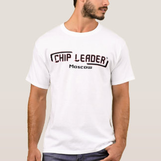 破片のリーダーのモスクワのワイシャツ Tシャツ