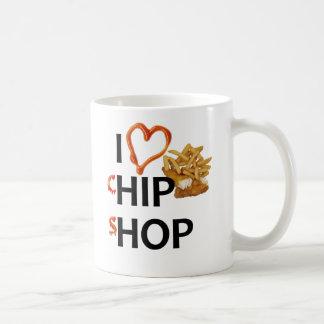 破片の店のマグ コーヒーマグカップ