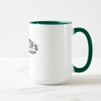 破片の速度の店のマグ マグカップ
