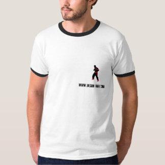 破片のISEそしてバッグ Tシャツ