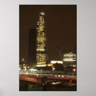 破片ロンドン ポスター