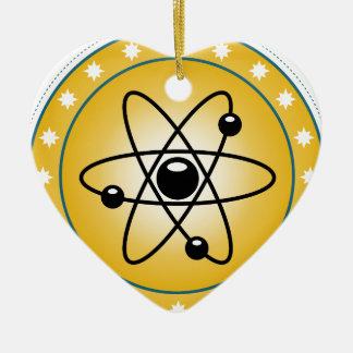 破片原子6 セラミックオーナメント