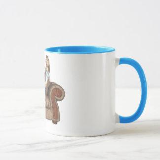 破片2のマグのバッグ マグカップ