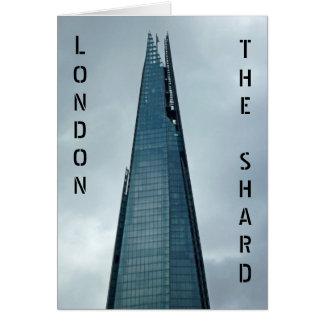 破片、ロンドン カード
