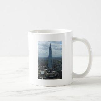 破片、ロンドン コーヒーマグカップ