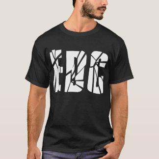 破裂させたEDCのワイシャツ Tシャツ