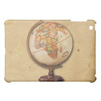 硫酸紙の一見の背景の旧式な地球 iPad MINIカバー