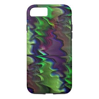 硫黄の細菌の波 iPhone 8/7ケース