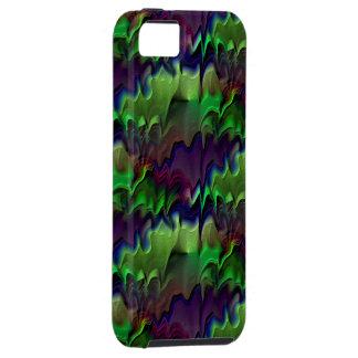 硫黄の細菌の波 iPhone SE/5/5s ケース