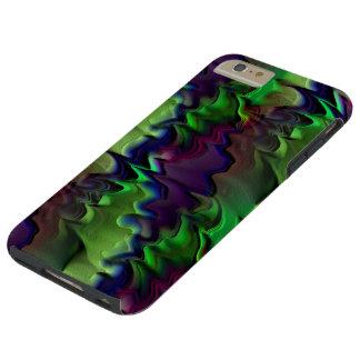 硫黄の細菌の波 TOUGH iPhone 6 PLUS ケース
