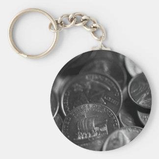 硬貨Keychain キーホルダー