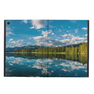 碧玉のBeauvert湖の全景 Powis iPad Air 2 ケース