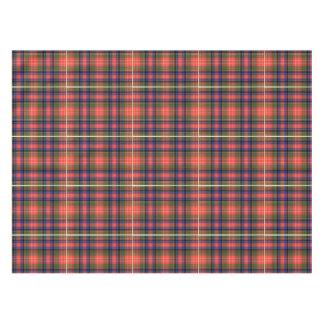 確実なスコットランドの一族の格子縞のタータンチェック テーブルクロス