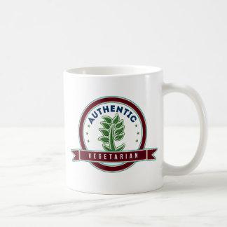 確実なベジタリアン コーヒーマグカップ