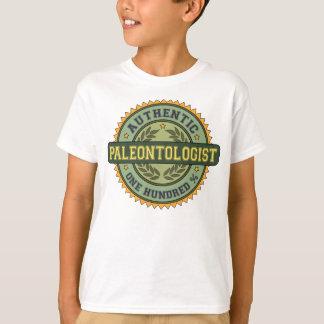 確実な古生物学者 Tシャツ