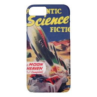 確実な空想科学小説016の(1951-12.Hamilton) _P iPhone 8/7ケース