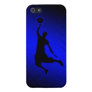 確実のバスケットボールのiPhoneの場合 iPhone 5 カバー