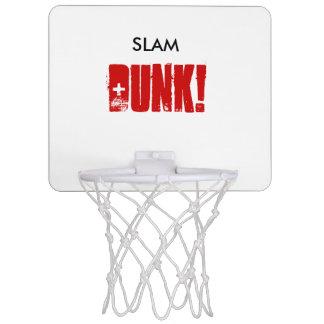 確実の小型壁のバスケットボールたが ミニバスケットボールネット