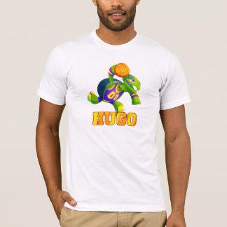 確実王-ヒューゴのTシャツ Tシャツ