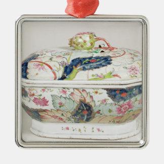 磁器皿、18世紀 メタルオーナメント