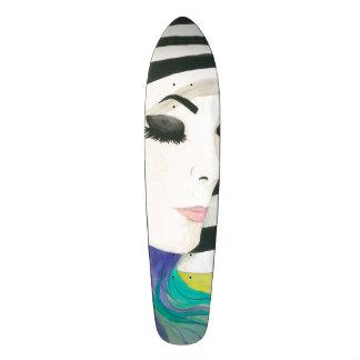 磁器 スケートボード