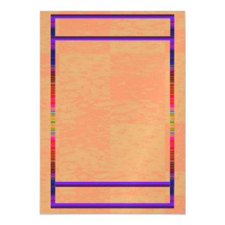 磁気5x7カード招待状の挨拶の結婚式 マグネットカード