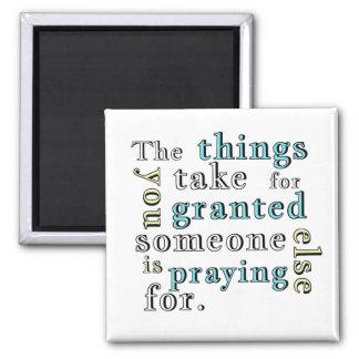 磁石のために祈ること マグネット