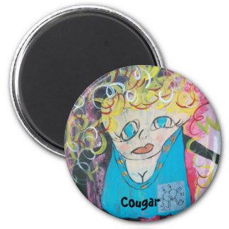 磁石のクーガー マグネット